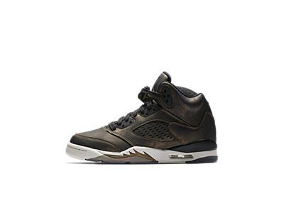 Calzado para niños talla grande Air Jordan 5 Retro Premium Heiress Collection