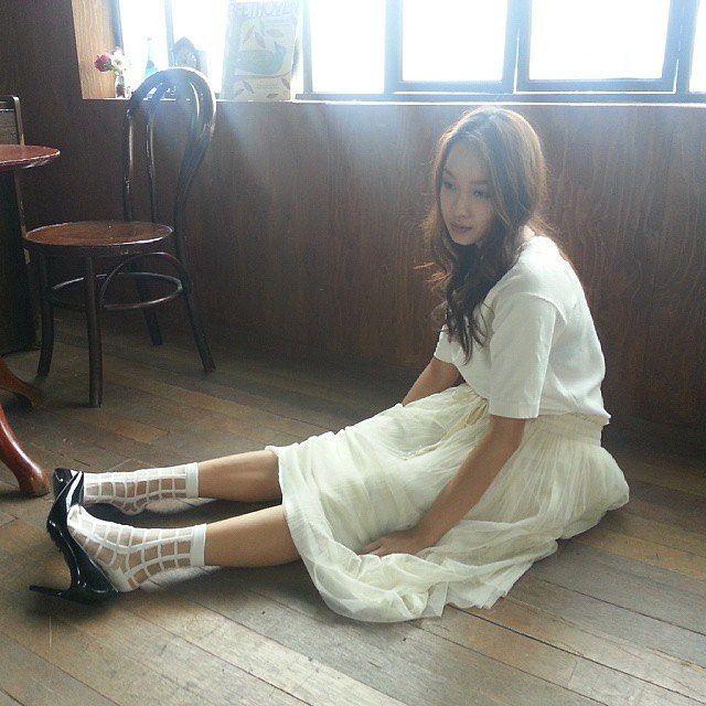 Socks that will make you drop! . @lampofmuse  . Shop exclusively at @miscellaninetwork . #miscellalove #miscellani #shopmiscellani #kfashion #koreanfashion #designer #socks #kpop #kdrama #ulzzang #ootd #dailylook #韩国时装 #韩国流行 #韩国品牌  #潮服 #流行时尚 #代购 #明星衣橱  #小香风