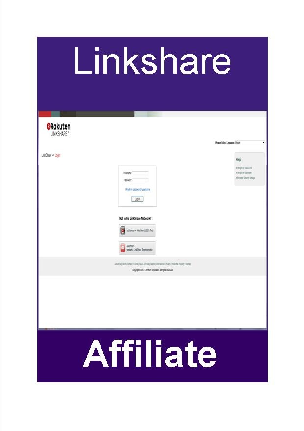 Linkshare, another great company to be an affiliate with. http://judijaques.com