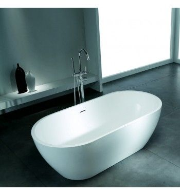 Acrylic Solid Surface Bathtub 63 Inches Long Tubs Pinterest Acrylics B