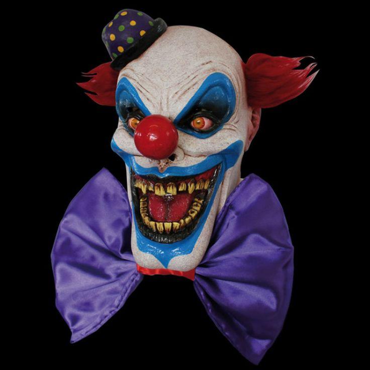 Картинки самых страшных клоунов