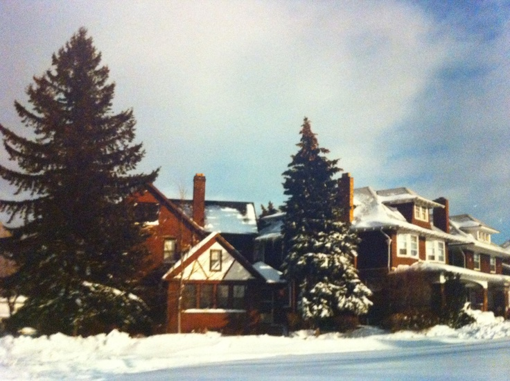 35 university circle: my first home