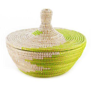 13 best Handmade Decorative Baskets images on Pinterest | Decorative ...