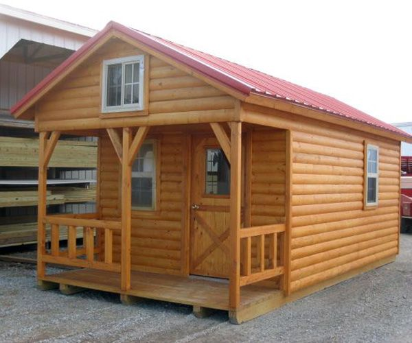 Deer Run Cabins of Campbellsville, Kentucky is a second generation Amish cabin company offering both pre-built modular cabins and build-on-site cabins and..