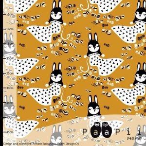Paapii design - Linnea bunny knitting Ochre