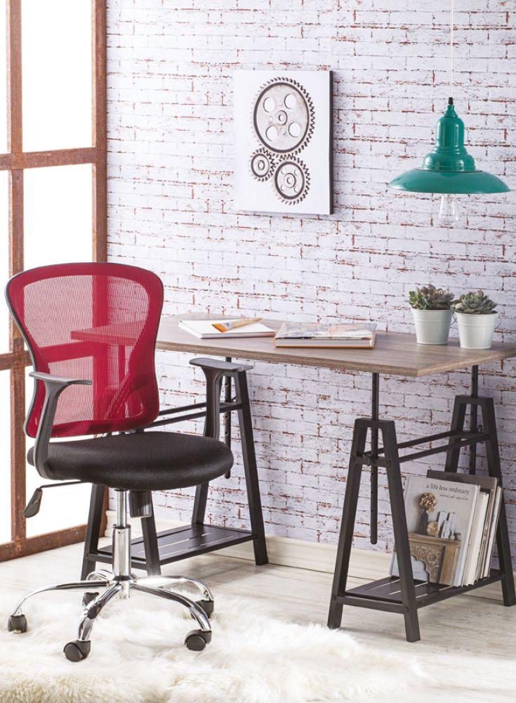 ¿Qué tal este estilo? Imprime tu gusto en cada espacio de tu casa. #HomeOficce #YoAmoMiCasa #Muebles #Escritorios #tiendaeasy  #easytienda