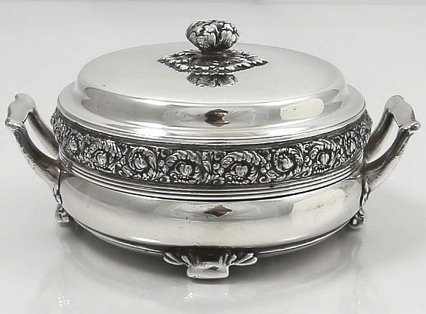 17 Best Images About Vintage Sterling And Silver Plate On