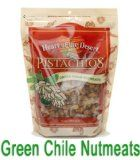 1 lb Green Chile Flavored Nutmeats Kosher Pistachios from Eagle Ranch Alamogordo New Mexico special price #wine #deal