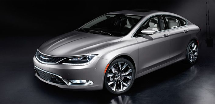 La Chrysler 200. Venez vite l'essayer chez votre concessionnaire Girard Chrysler Jeep Dodge Ram et Fiat !