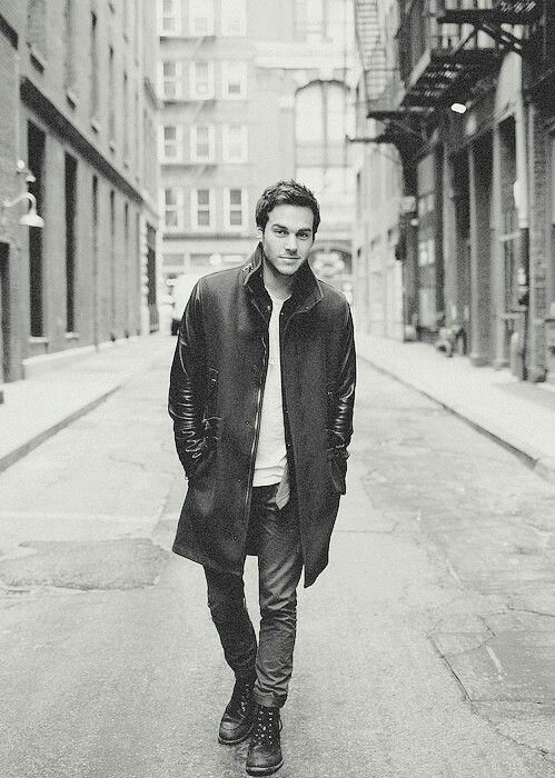 Chris Wood...Even though Kai is a dick & I don't really like him on the show but I have to admit he is hot!