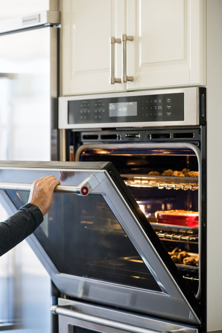 """Use your KitchenAid® 30"""" Double Wall Oven and 5-Burner Gas Cooktop to whip up crowd-pleasing appetizers from Todd & Diane of @whiteonrice on our blog."""
