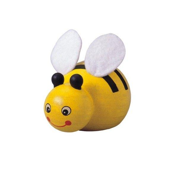 Plantoys zümmögő méhecske marakas