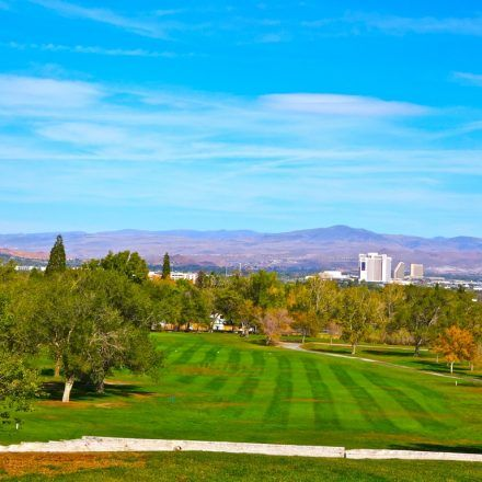 Washoe Golf Course - Golf Courses - Experience the way golf was meant to be played in a traditional and cheap golf course at Washoe Golf Course