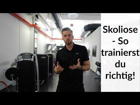 SKOLIOSE | Tipps für das Training mit Skoliose | Coach Patrick - YouTube