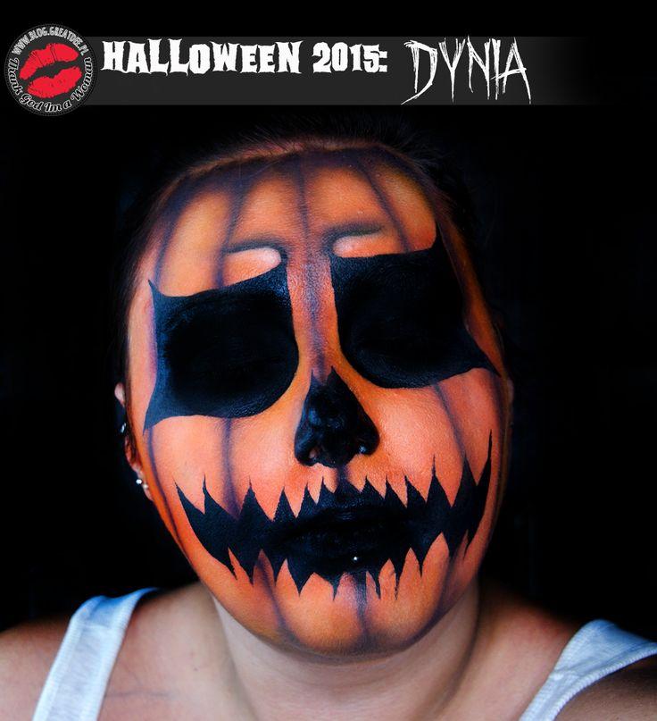 Halloween 2015: Mroczna Dynia