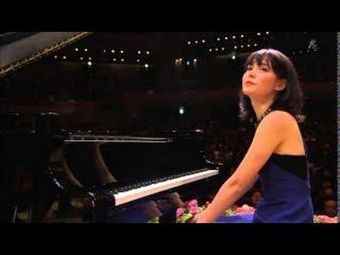 HD Alice Sara Ott Grieg Piano Concerto in A minor Op. 16 FULL ~ Lorin Ma...