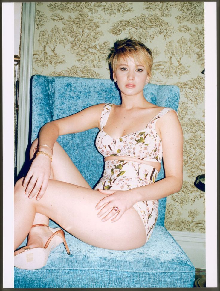 Don'tcha just LURRRRRRVE Jennifer Lawrence! <3