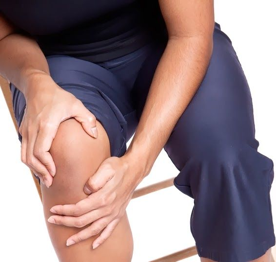 arthrose symptomes - douleur genou
