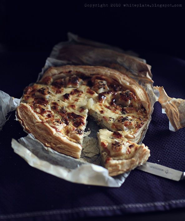 Wracając z pracy kup ciasto francuskie! – White Plate