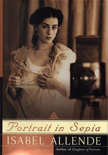 Portrait in Sepia, Isabel Allende