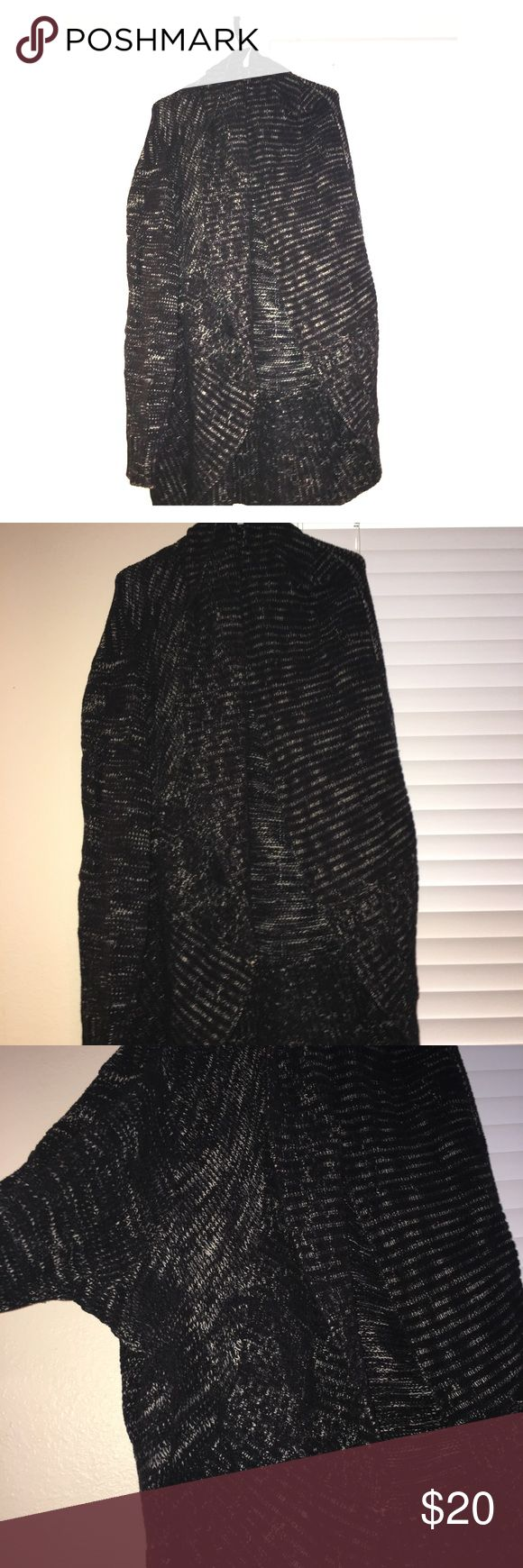 Mossimo Supply Co.  Cocoon Cardigan. Black Mossimo Supply Co.  Cocoon Cardigan. Black Mossimo Supply Co. Sweaters Cardigans