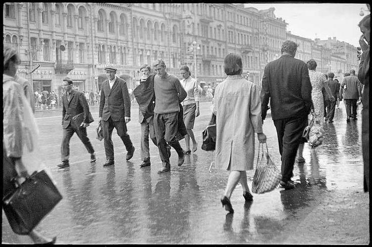 Записки скучного человека - 1968. Йенс Фредериксен в Ленинграде