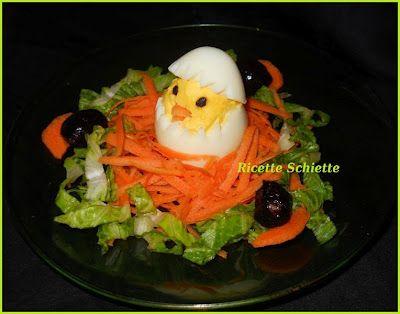 L'uovo pulcino