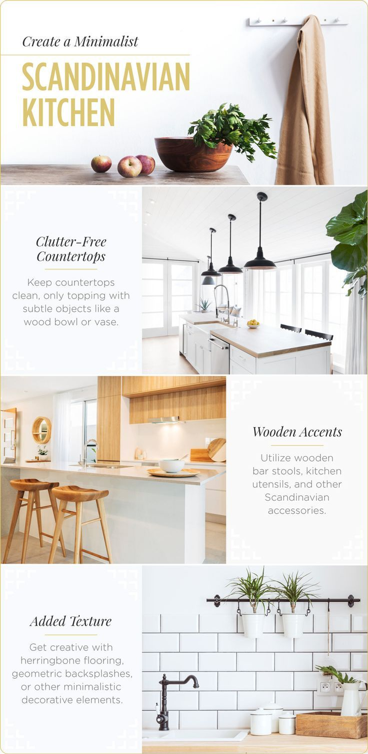 7 Scandinavian Design Principles And How To Use Them In 2020 Scandinavian Interior Design Scandinavian Design Scandinavian Kitchen