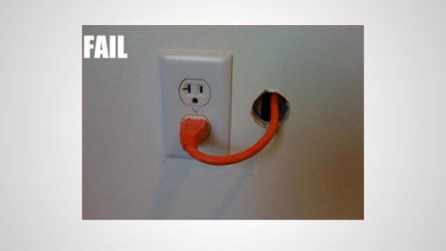 18 Extremely Funny Electrician Fails