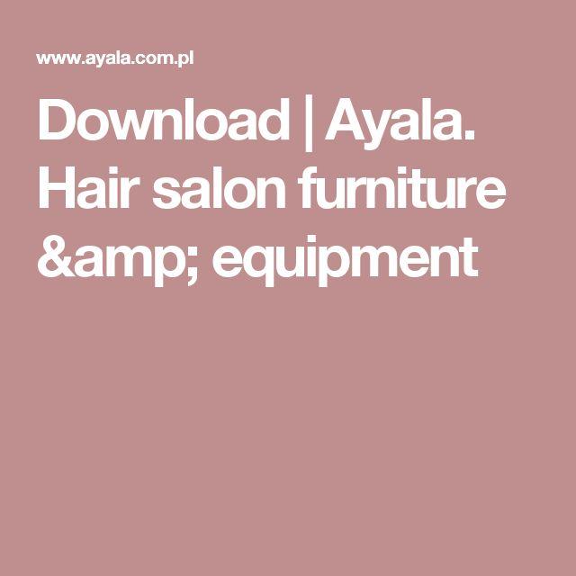 Download | Ayala. Hair salon furniture & equipment