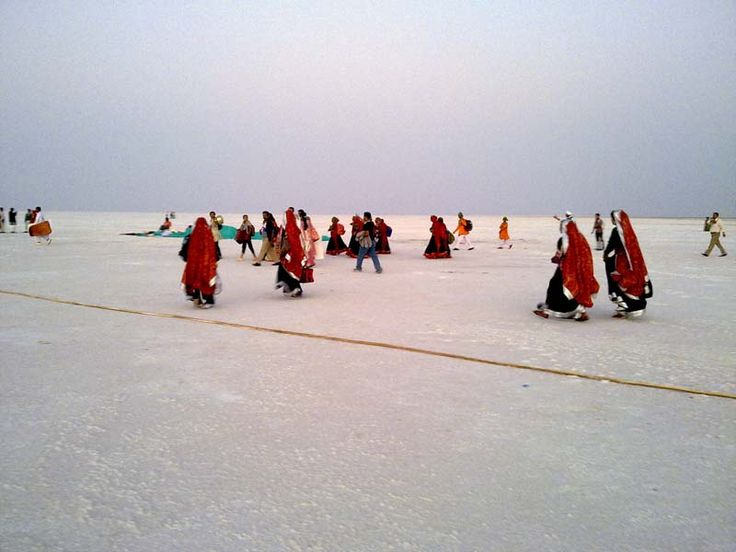 HitFull : The Great Rann of Kutch (world's largest salt desert), Gujarat, India - (13 - Pictures)