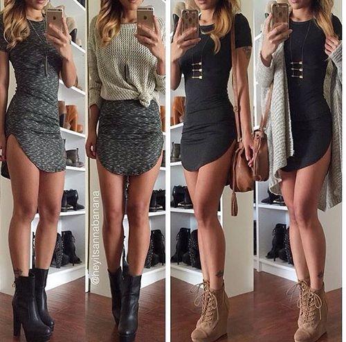 Geniales looks si es que quieres cambiar tu estilo de vestir.
