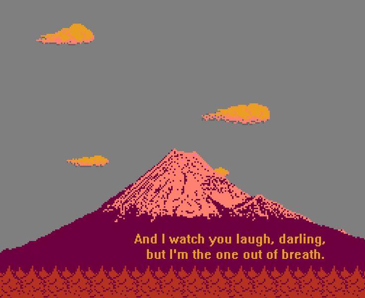 pixel art quotes