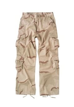 Ultra Force Tri-Color Desert Camo Vintage Paratrooper Fatigues | Buy Now at camouflage.ca