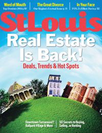 Table of Contents (April 2014) - St. Louis Magazine - April 2014 - St. Louis, Missouri