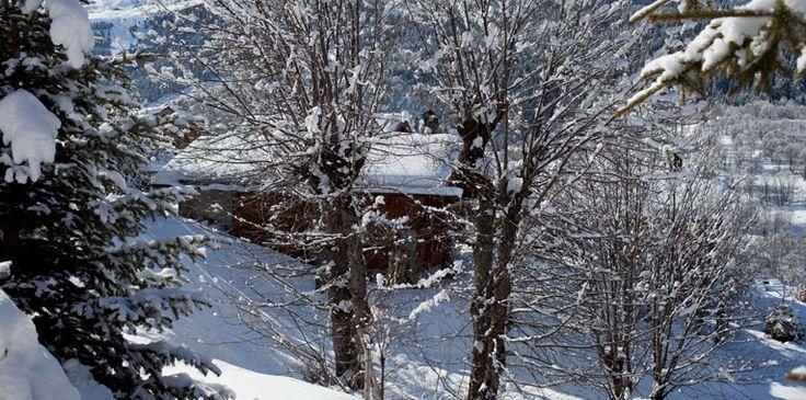 Moutiers Chalet rental: Chalet Le Yeti - luxury private chalet in Meribel