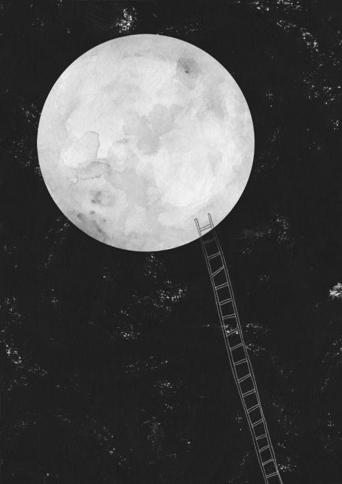 Картинки на обложку луна