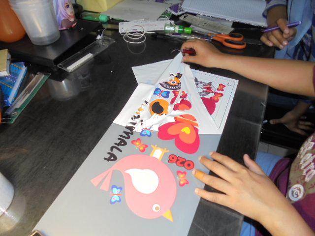 Custom Jasa Print & Cut Printable Flex Untuk Sablon Digital Siap Heat Press Berkualitas by DIGITHING
