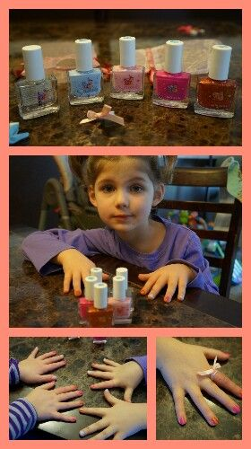 Snails washable child nail polish