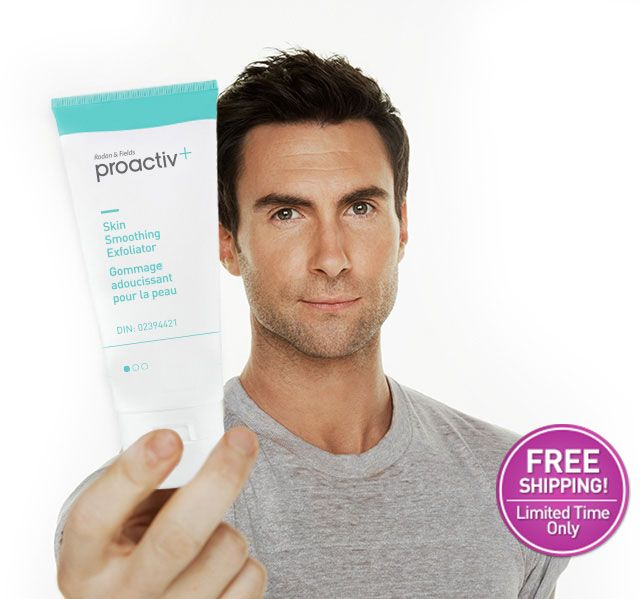 Proactiv Plus is a game changer - Adam Levine for Proactiv