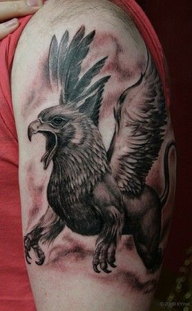 griffin tattoos | Tattoo Inspiration - Worlds Best Tattoos : Tattoos : Thomas-kYnst :