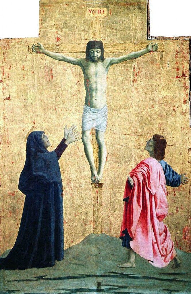 Crocifissione di Piero Della Francesca