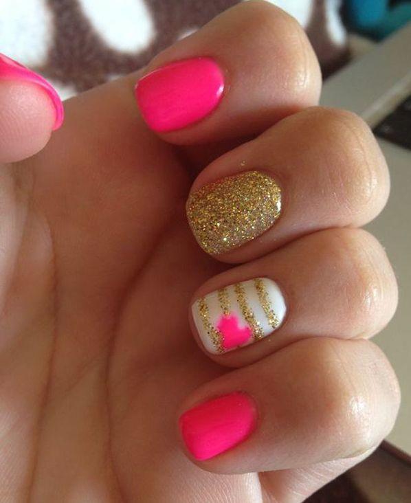 Nails  Nail Ideas  Nail Art  Hair amp; Beauty  Pinterest  Nail nail