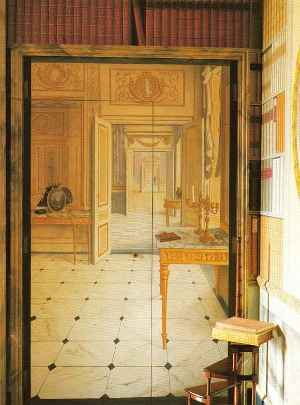 309 best trompe l\'oeil images on Pinterest | Decorative paintings ...
