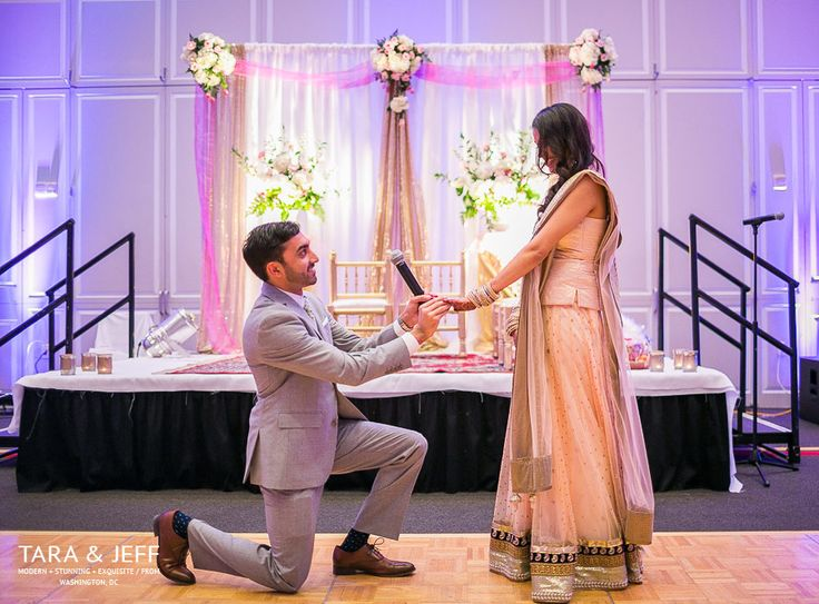 Yesha & Vikram: University of Maryland Engagement