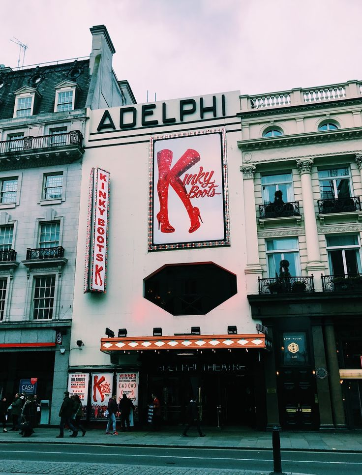 Kinky Boots The Musical | What I Know Now