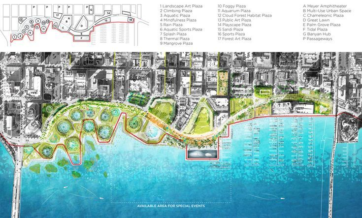 Beach Competition Design Ecosistema Palm Urbano West In 2020