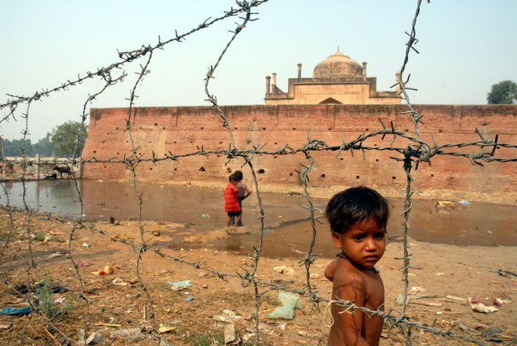 Agra. India.