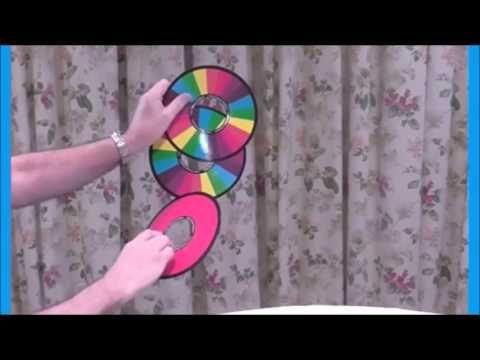 RAINBOW RINGS - Colourful Magic Trick