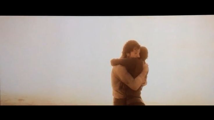 I'm crying...rouge one is so good!!   {Jyn and Cassian}   Spoiler sorry